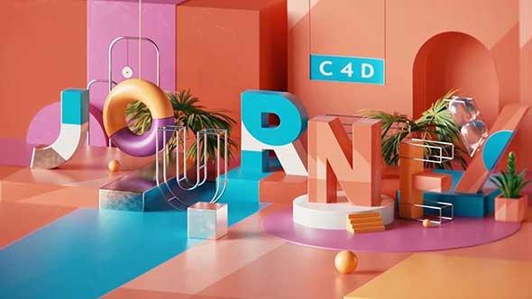 C4D教程-C4D全面基础入门教程