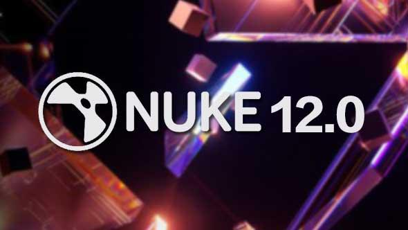 特效合成软件Nuke Studio 12.0v1 Win破解版