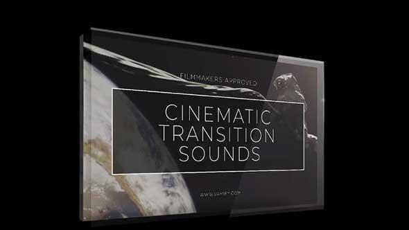 音效-太空宇宙空洞科幻悬疑干扰故障氛围电影预告片音效