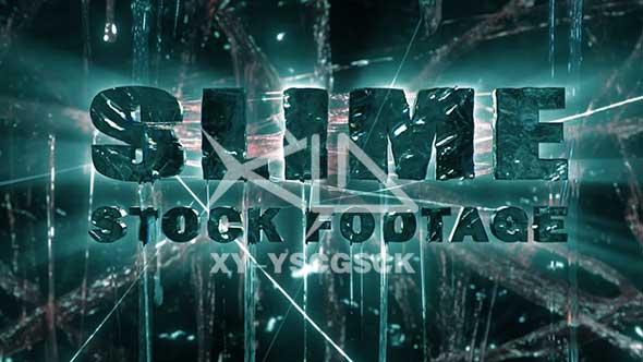 视频素材-78组科幻电影怪兽生物粘液流体素材