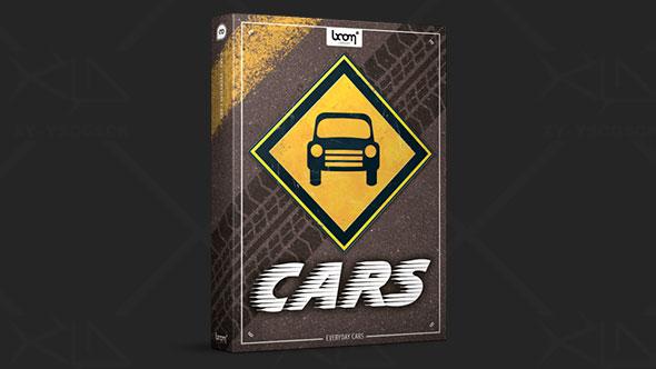 音效-10辆汽车驾驶点火鸣笛发动机开关门开后备箱音效