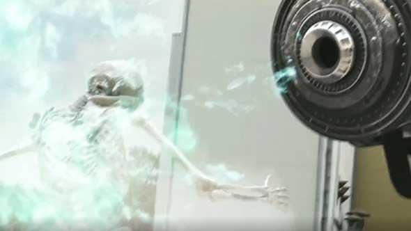 视频素材-25组影视烟雾魔法攻击护盾人物出现消失特效素材