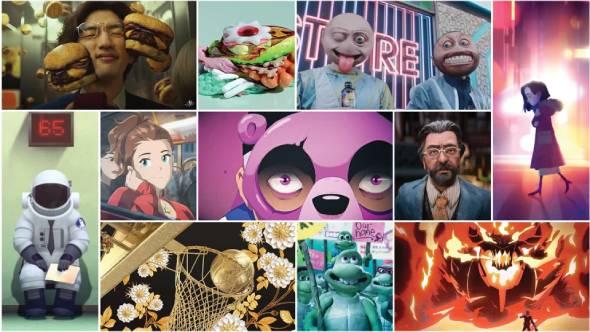 Stash 140期1080P高清特效电视栏目包装广告动画优秀短片