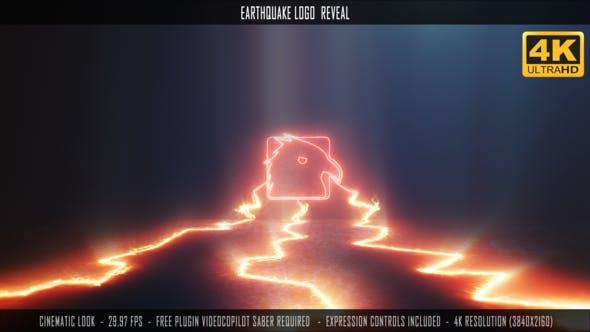 AE模板-4K电影史诗闪电爆炸震动LOGO介绍标志开场