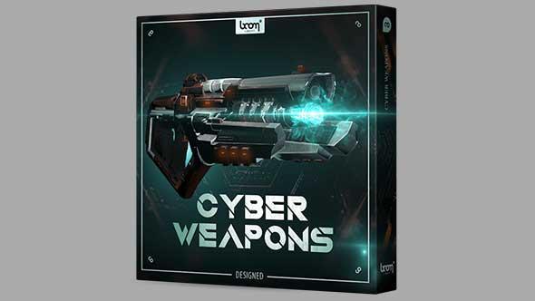 音效-未来科幻武器开枪射击能量脉冲战斗音效包