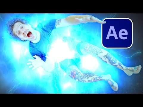 AE教程-瞬移传送效果教程