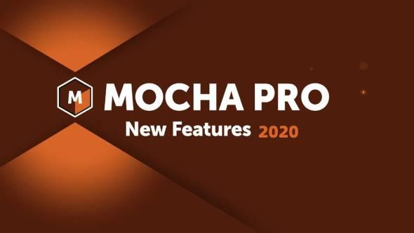 AE插件-Mocha Pro 2020 win中文插件版+独立版+中文教程