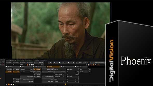 电影画面掉色严重噪点交叉色伪像行同步问题修复处理软件