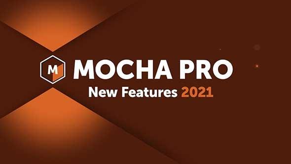 AE插件-平面跟踪摄像机反求Mocha Pro 2021 win汉化一键安装版