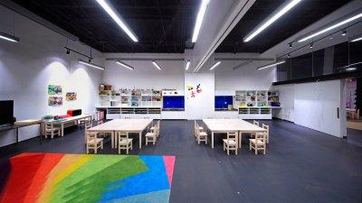 教育教学空间装饰案例