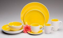 glazed dinner set